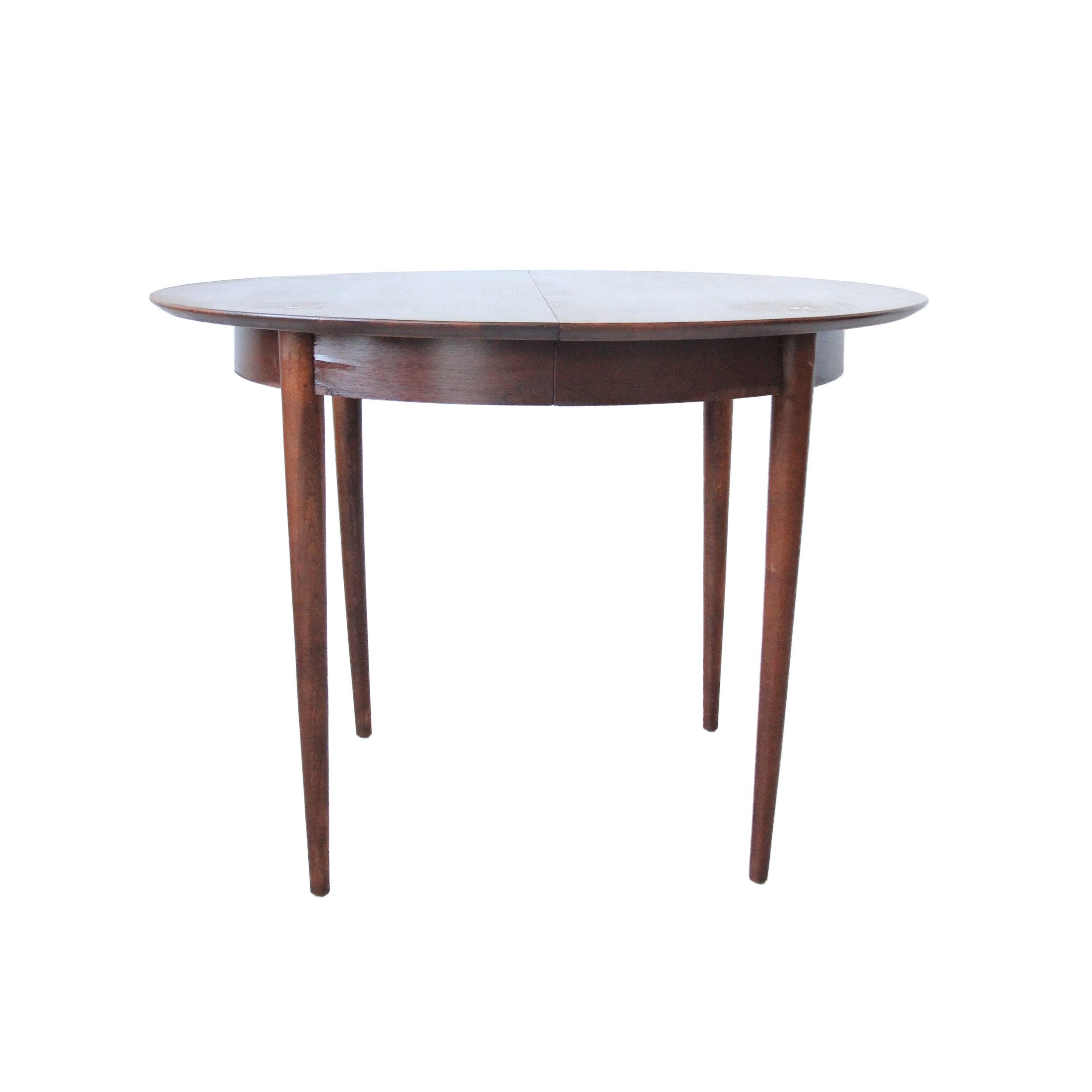 Vintage Mid Century Modern Dining Table
