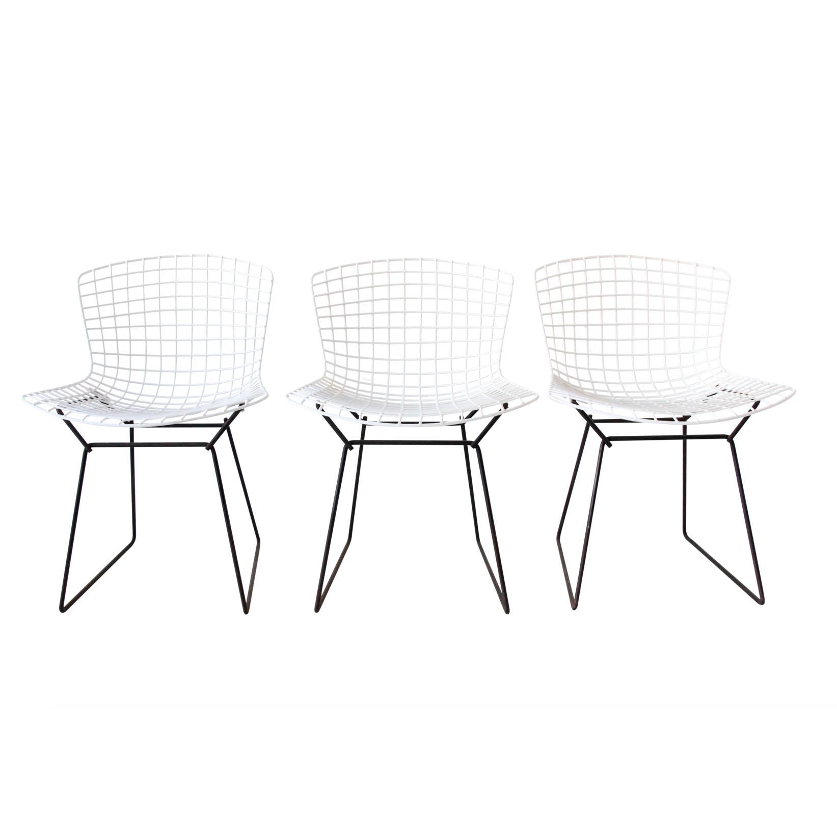 Vintage Bertoia Chairs