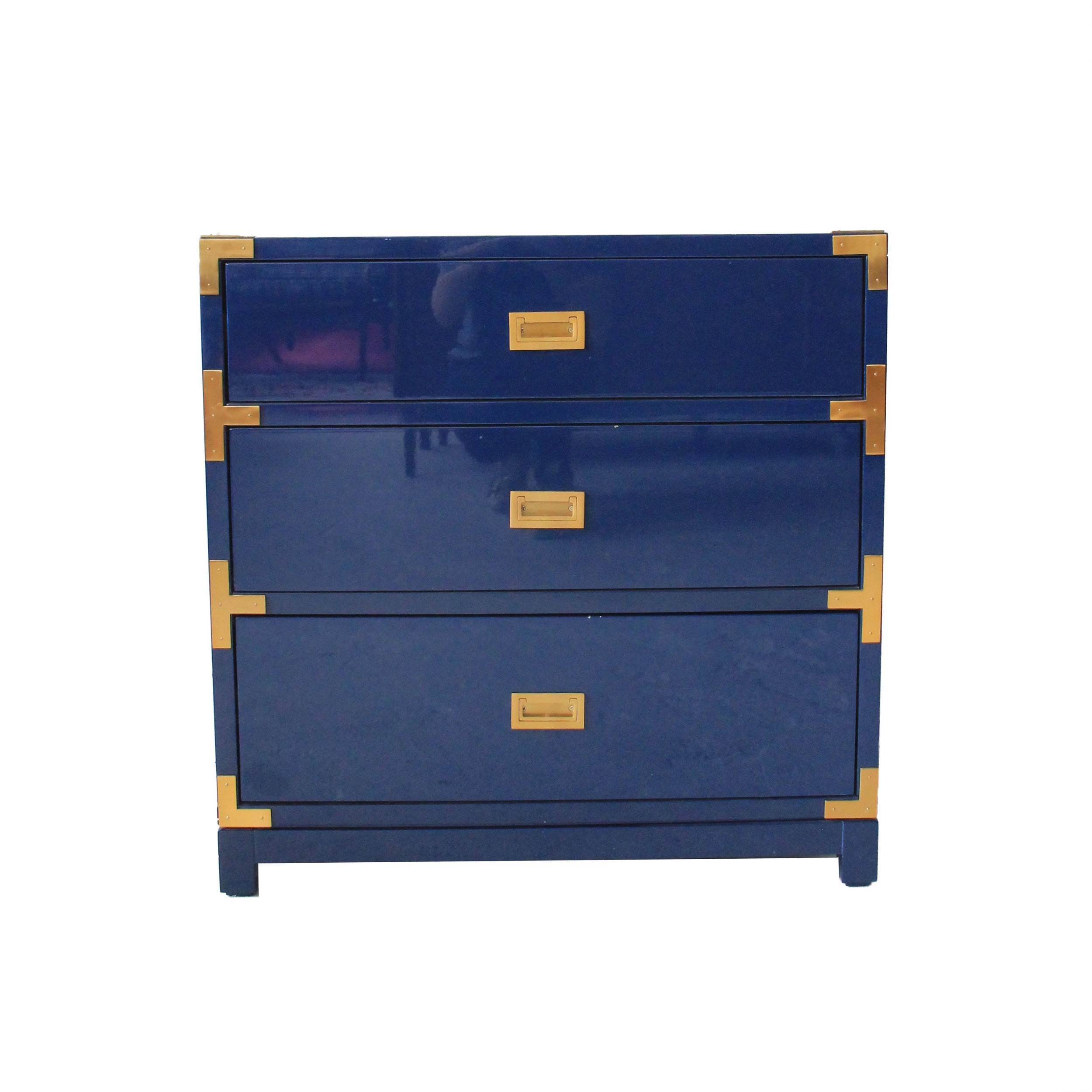 Vintage Campaign Dresser