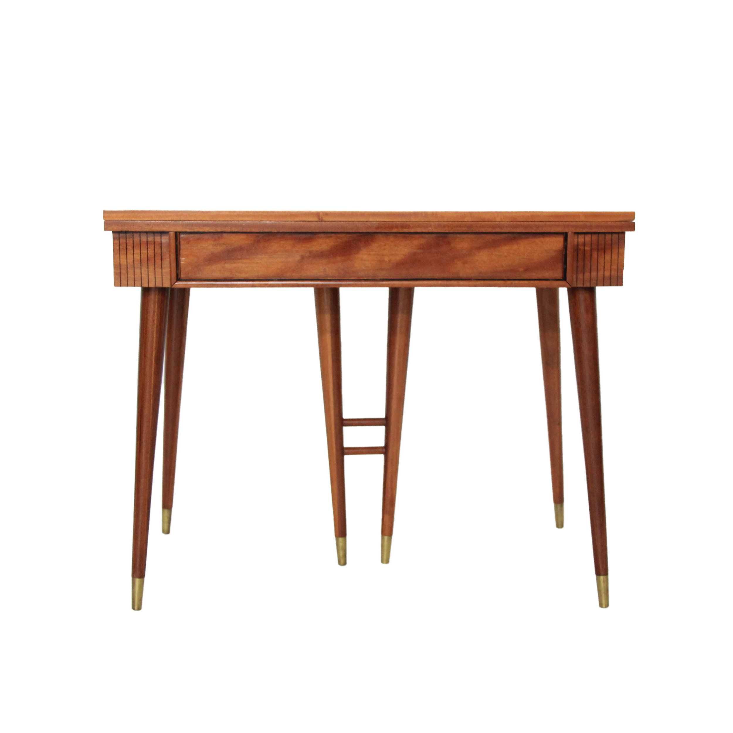 Vintage Mid Century Modern Expending Desk and Dining Table