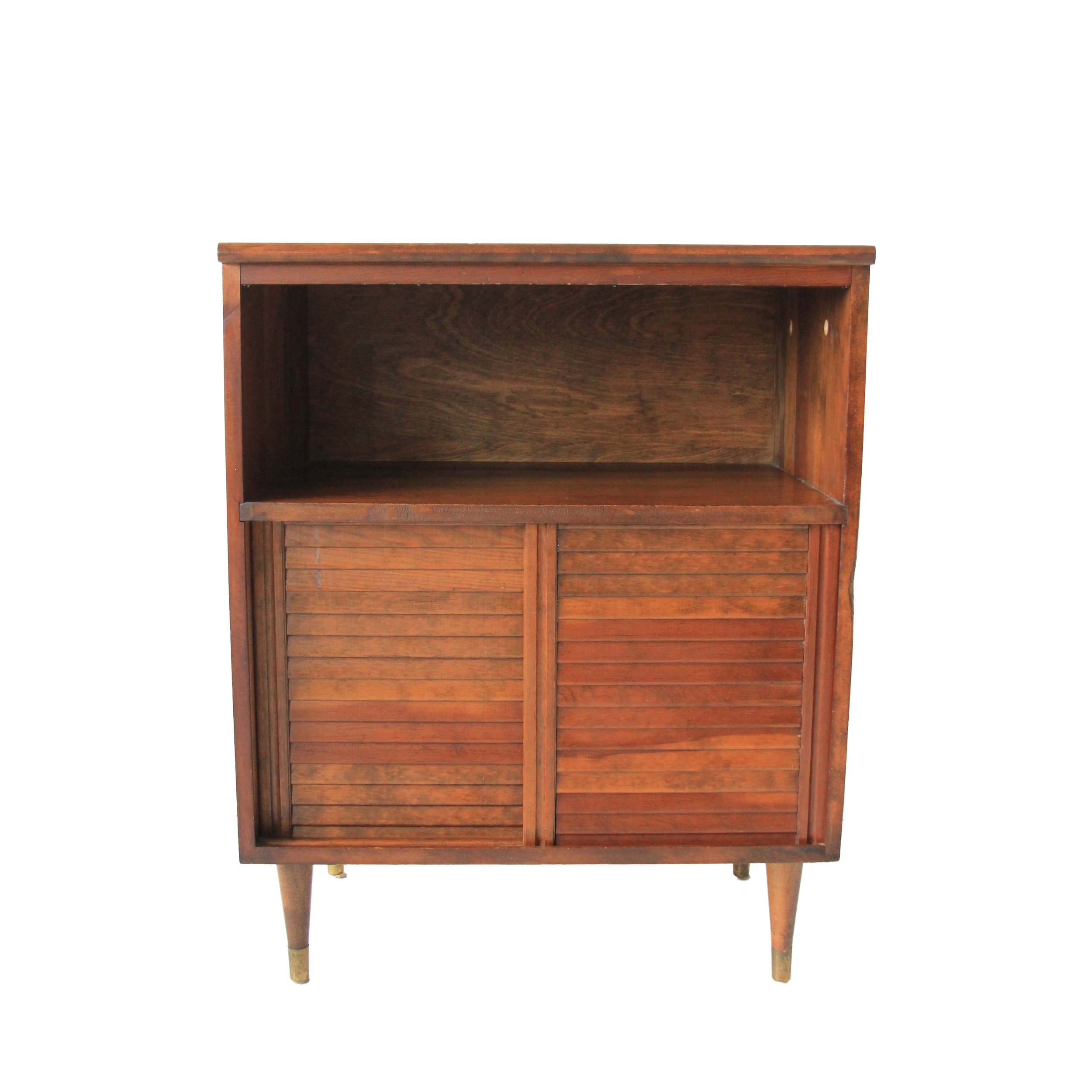 Vintage Mid Century Modern Shelf