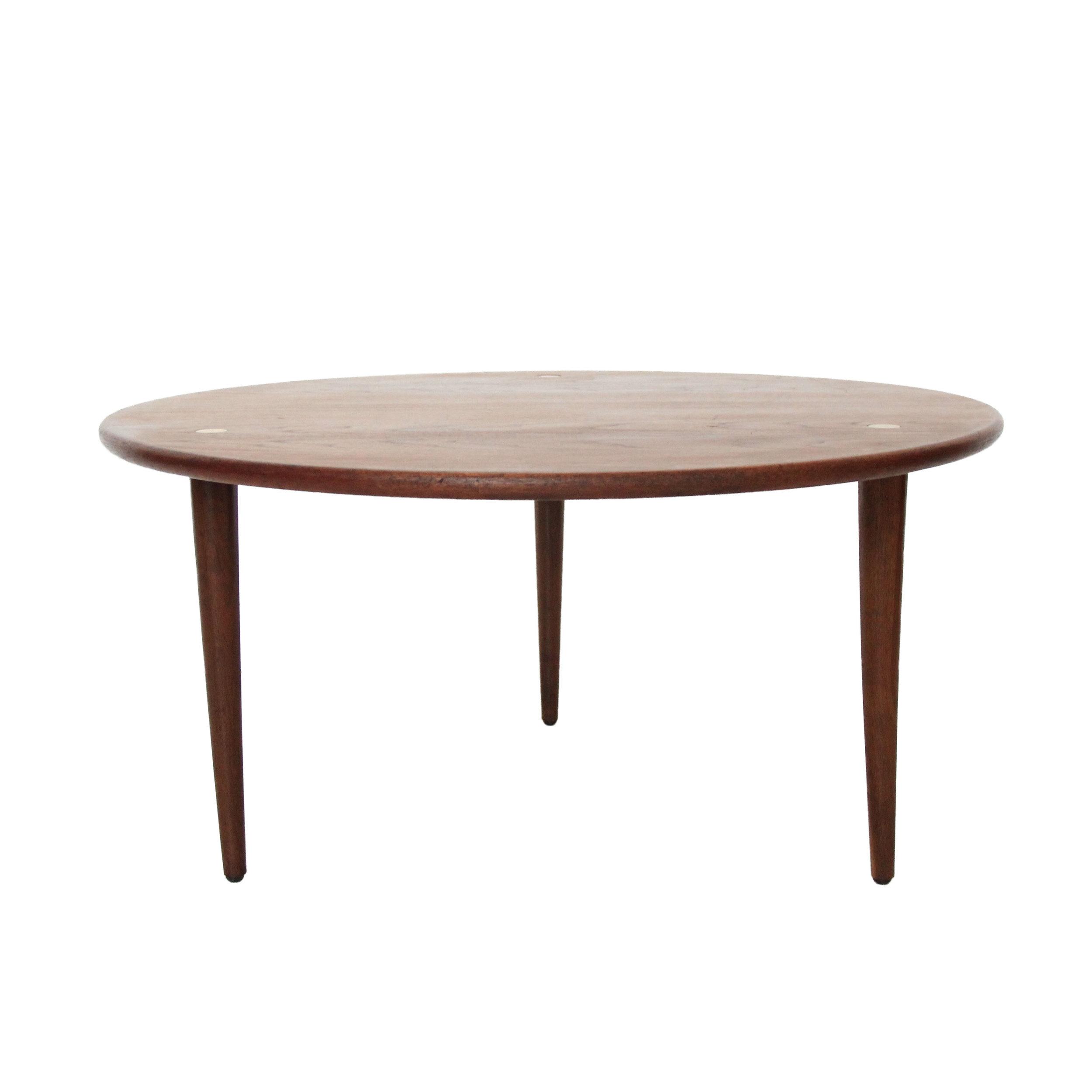 Vintage Mid Century Modern DUX Coffee Table