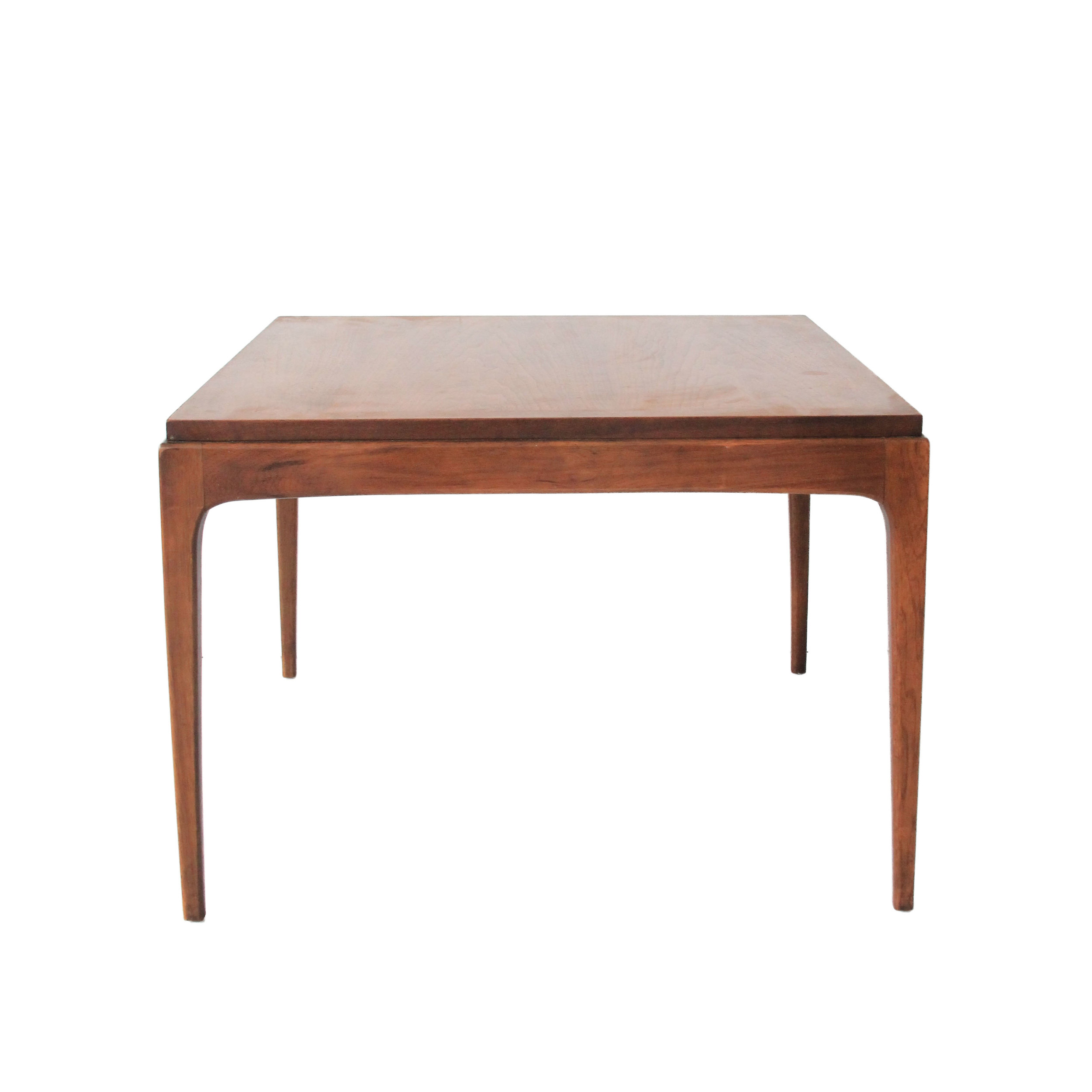 Vintage Mid Century Modern Side Table by Lane