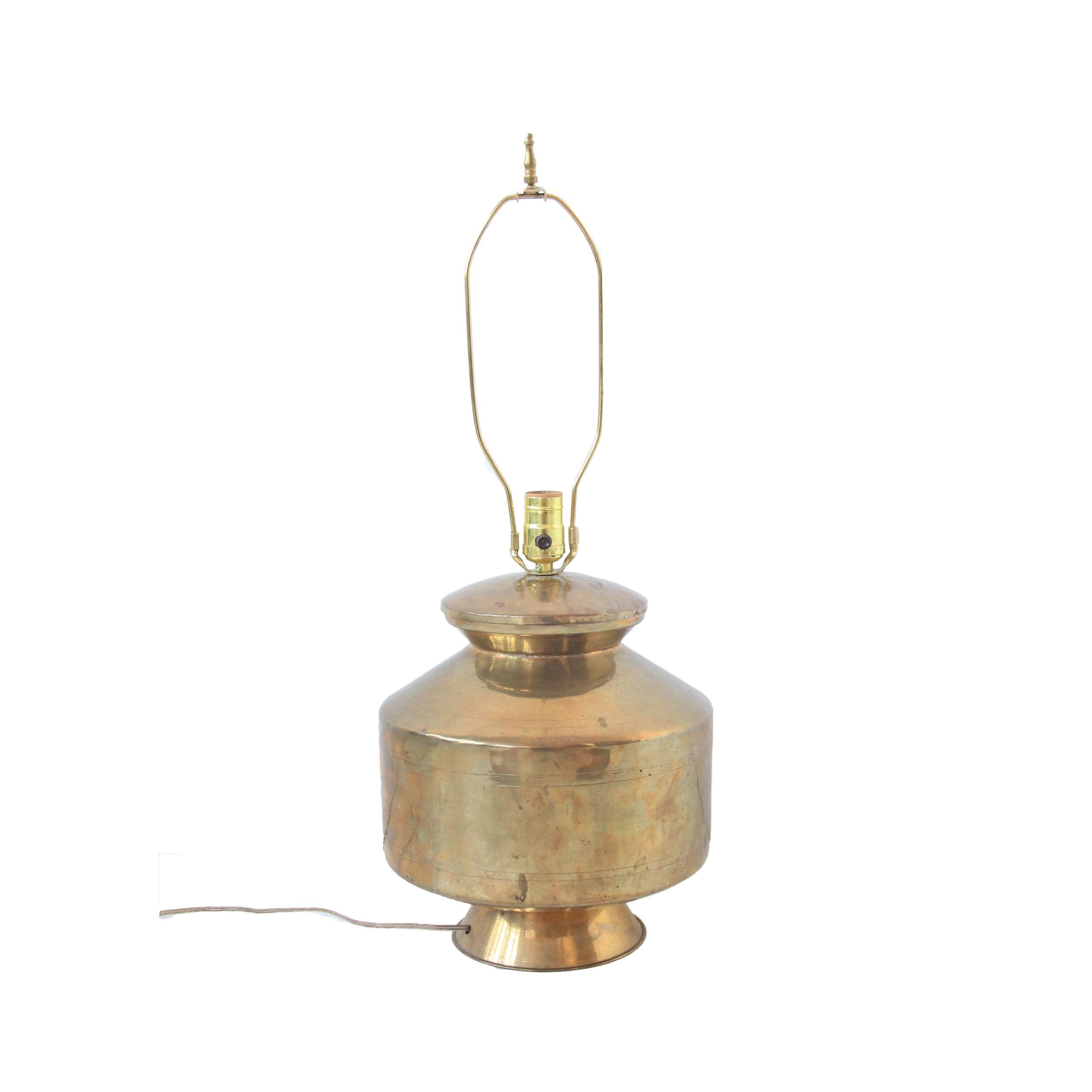 vintage bohemain brass lamp.jpg