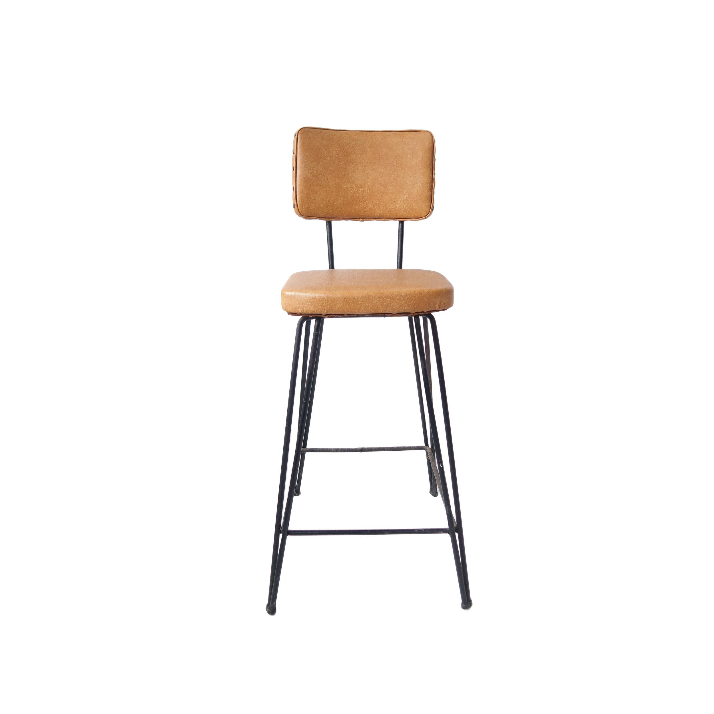 vintage mid century modern bar stool.jpg
