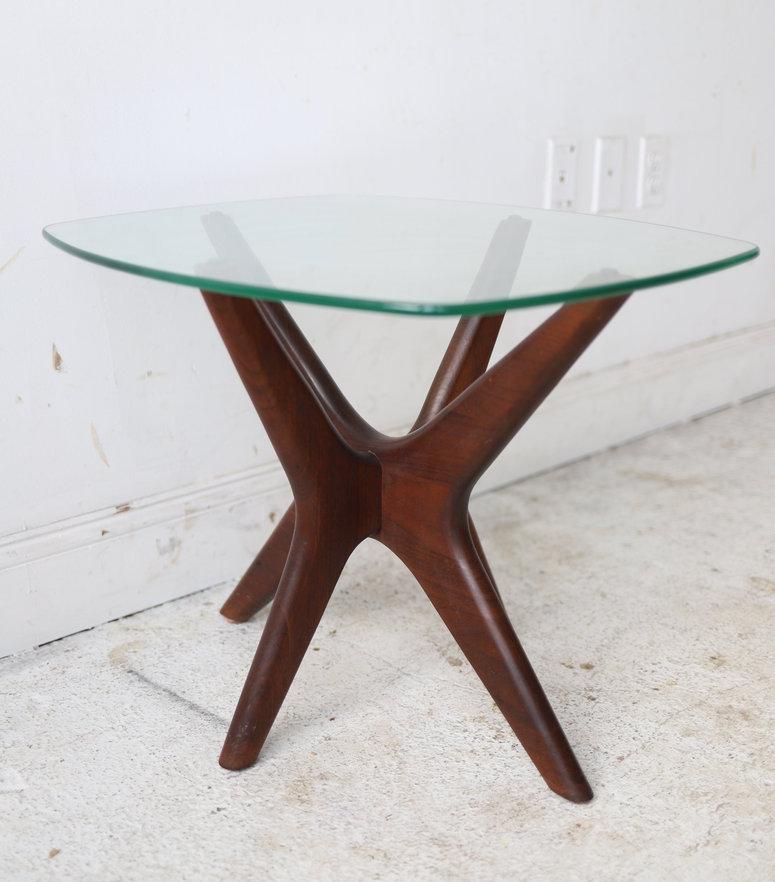 At 1st Sight New Products Vintage Mid Century Modern Adrian Pearsall Jacks Lamp Side Table