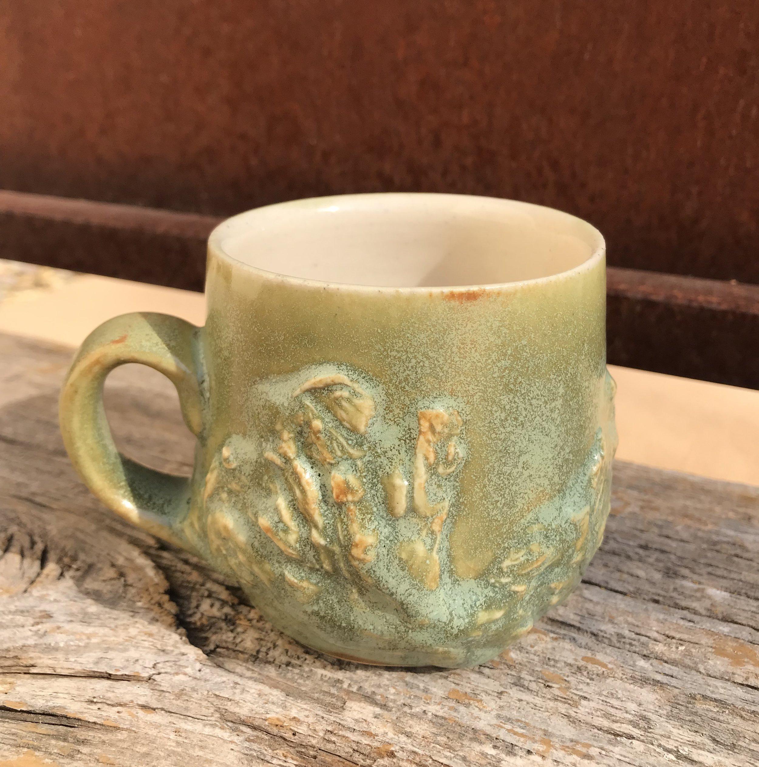 Stoneware Mug - Aries