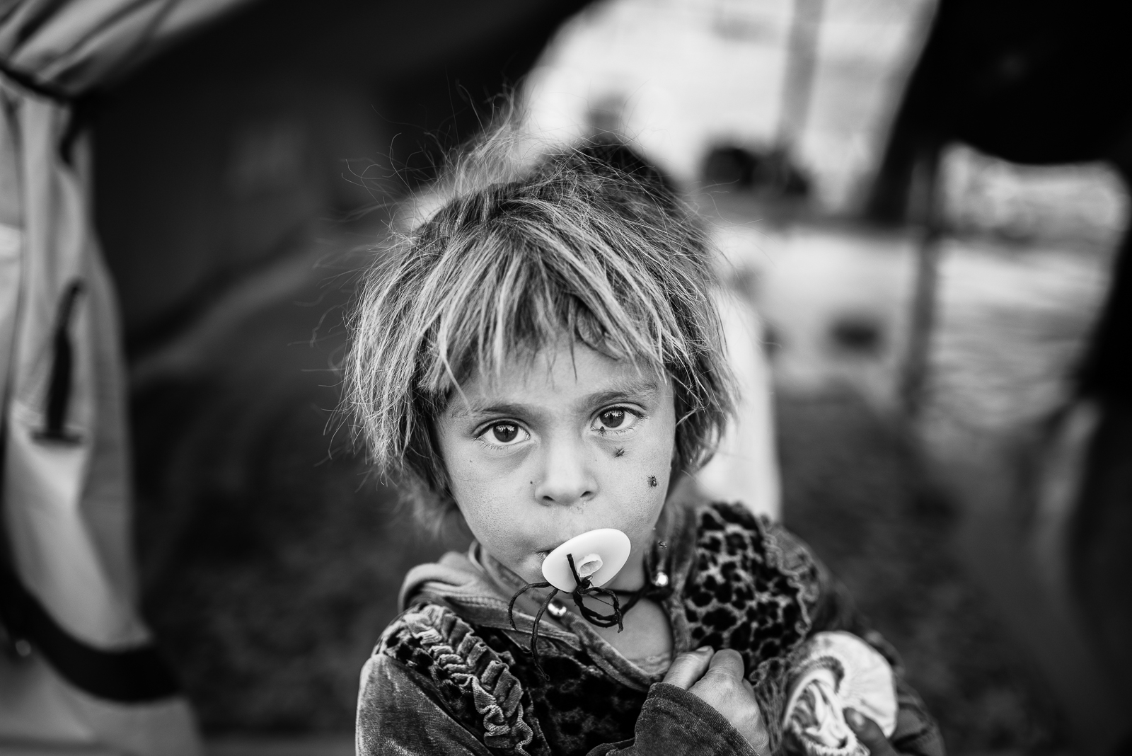Refugees camp inZakho