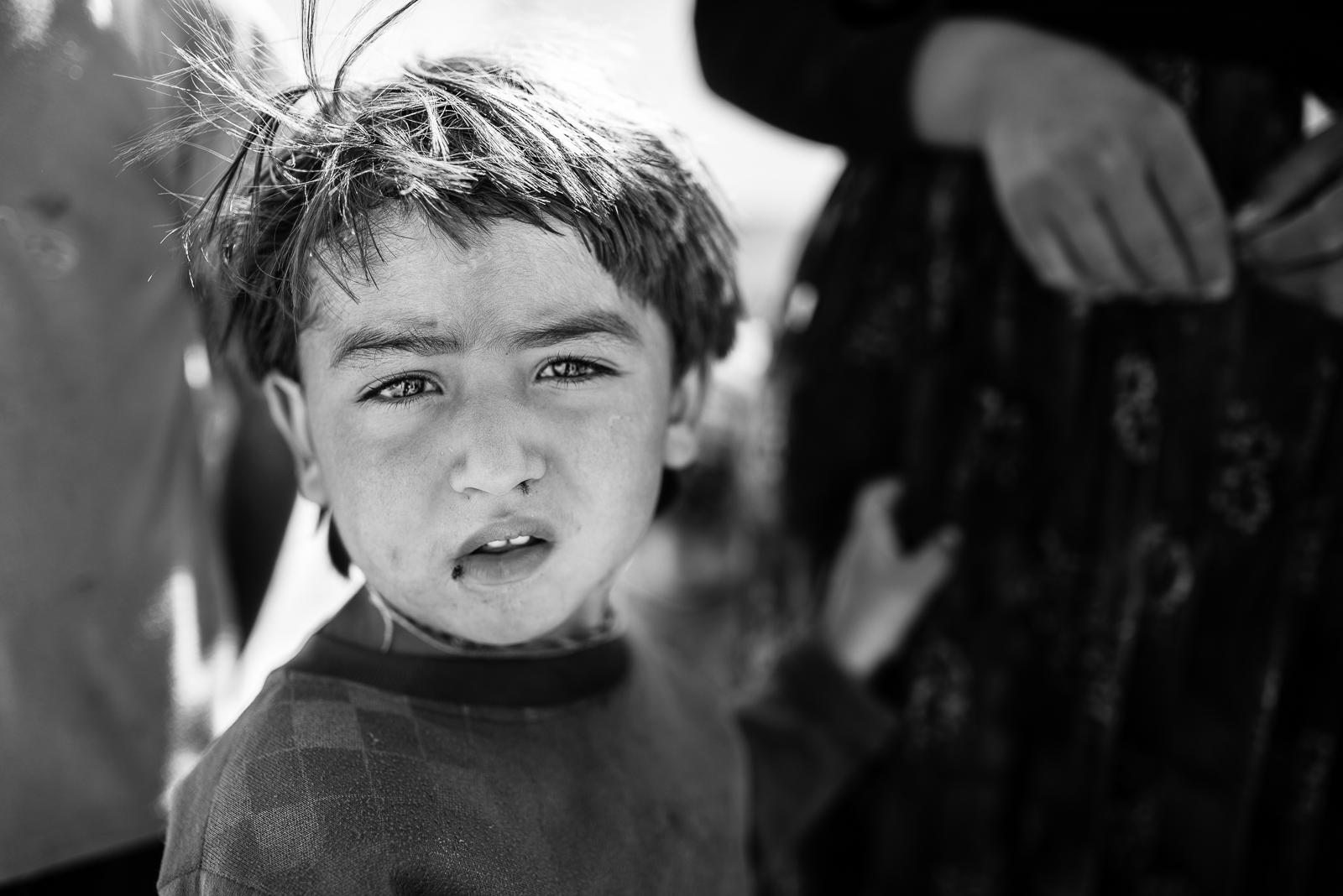 Small camp in Erbil