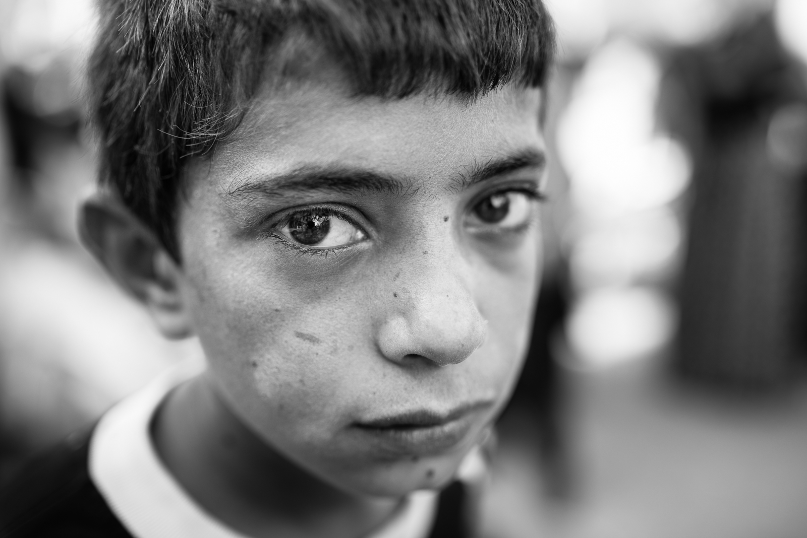 Portrait from the streets of Zakho