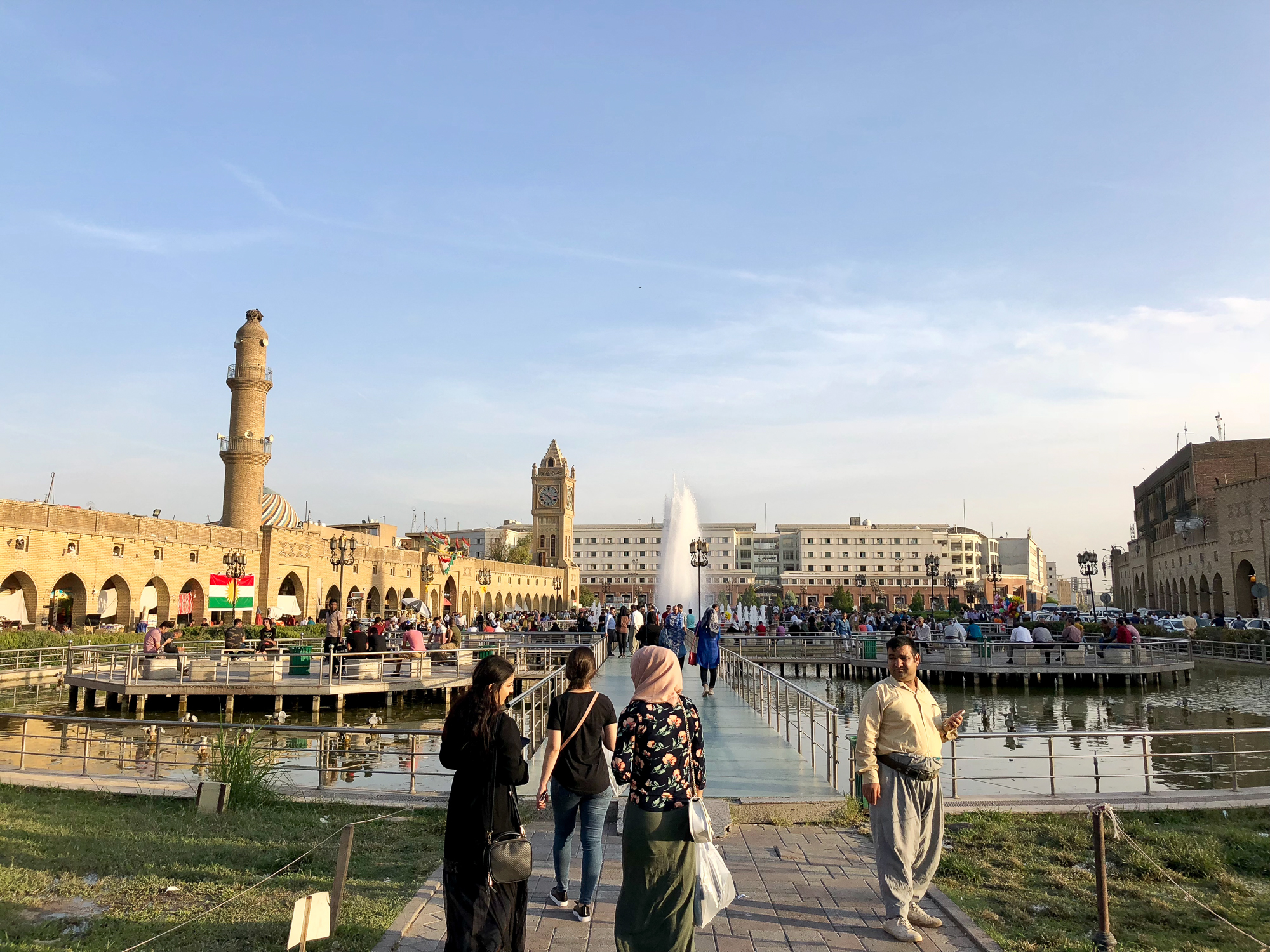 Life in Erbil