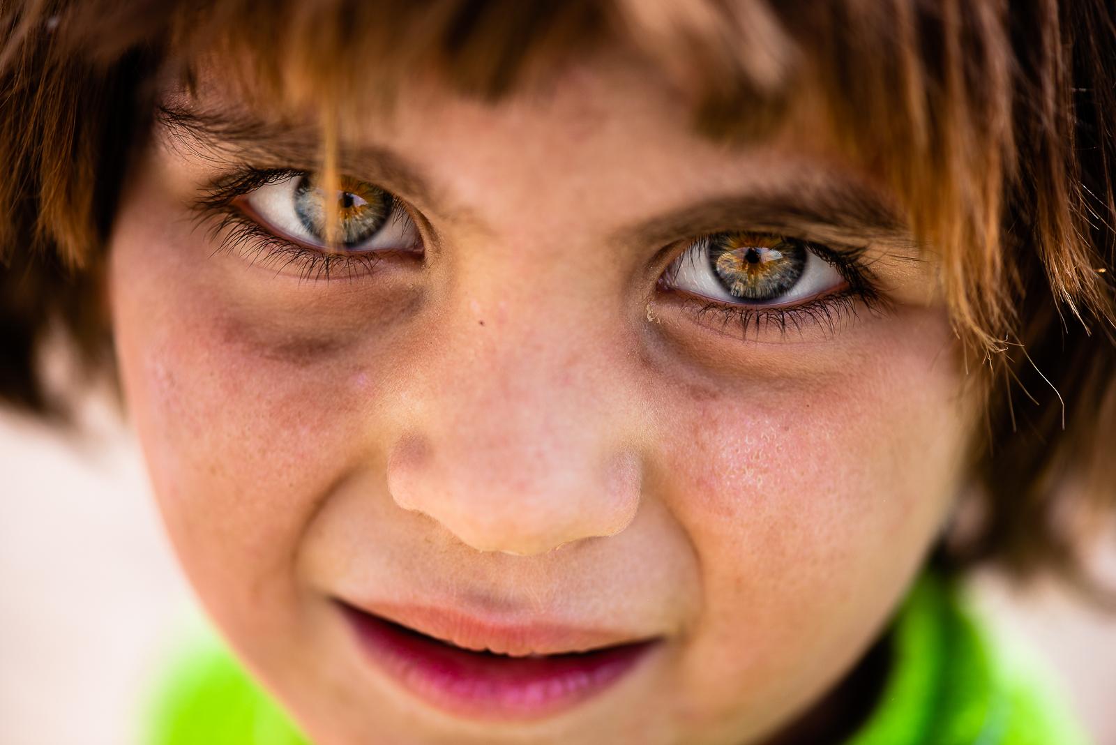 Yazidi soul in Mount Sinjar