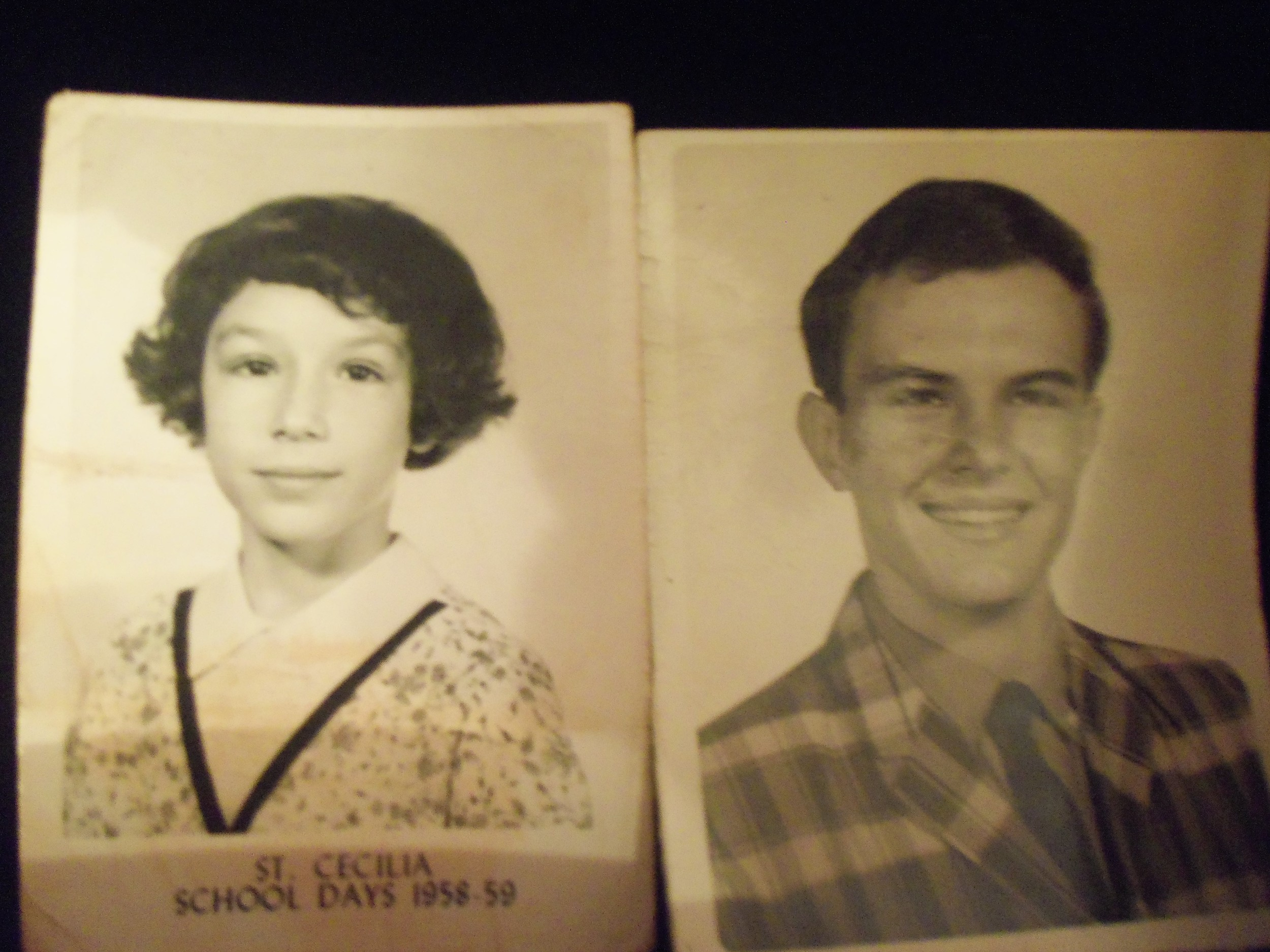 SHELIA SCHUTTE MY COUSIN  HER BROTHER MY COUSIN FRITZY FRED SCHUTTE