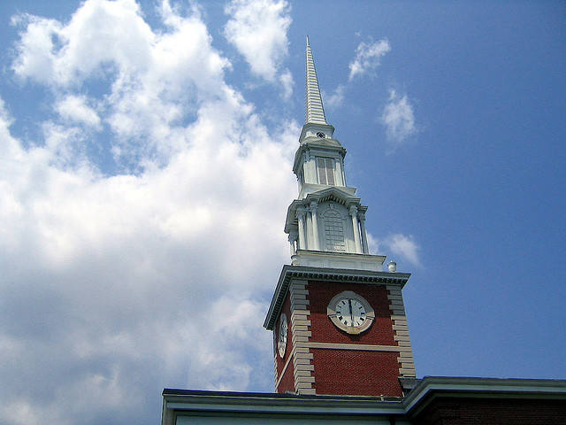 New Orleans Baptist Theological SeminarySTEEPLE by  Robert Terrell  Creative Commons