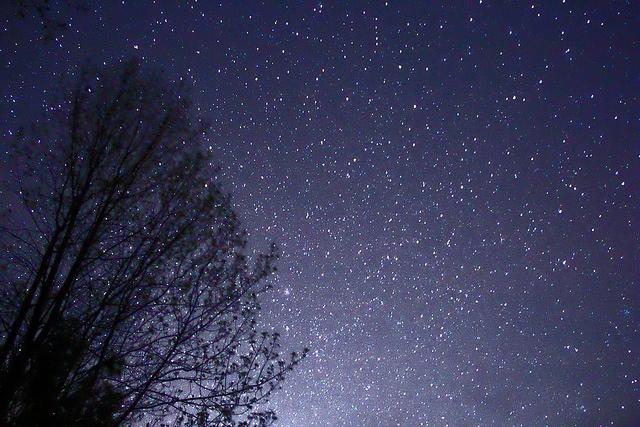 NIGHT SKY STARS BY  JIM SURKAMP   CREATIVE COMMONS  FLICKR.COM
