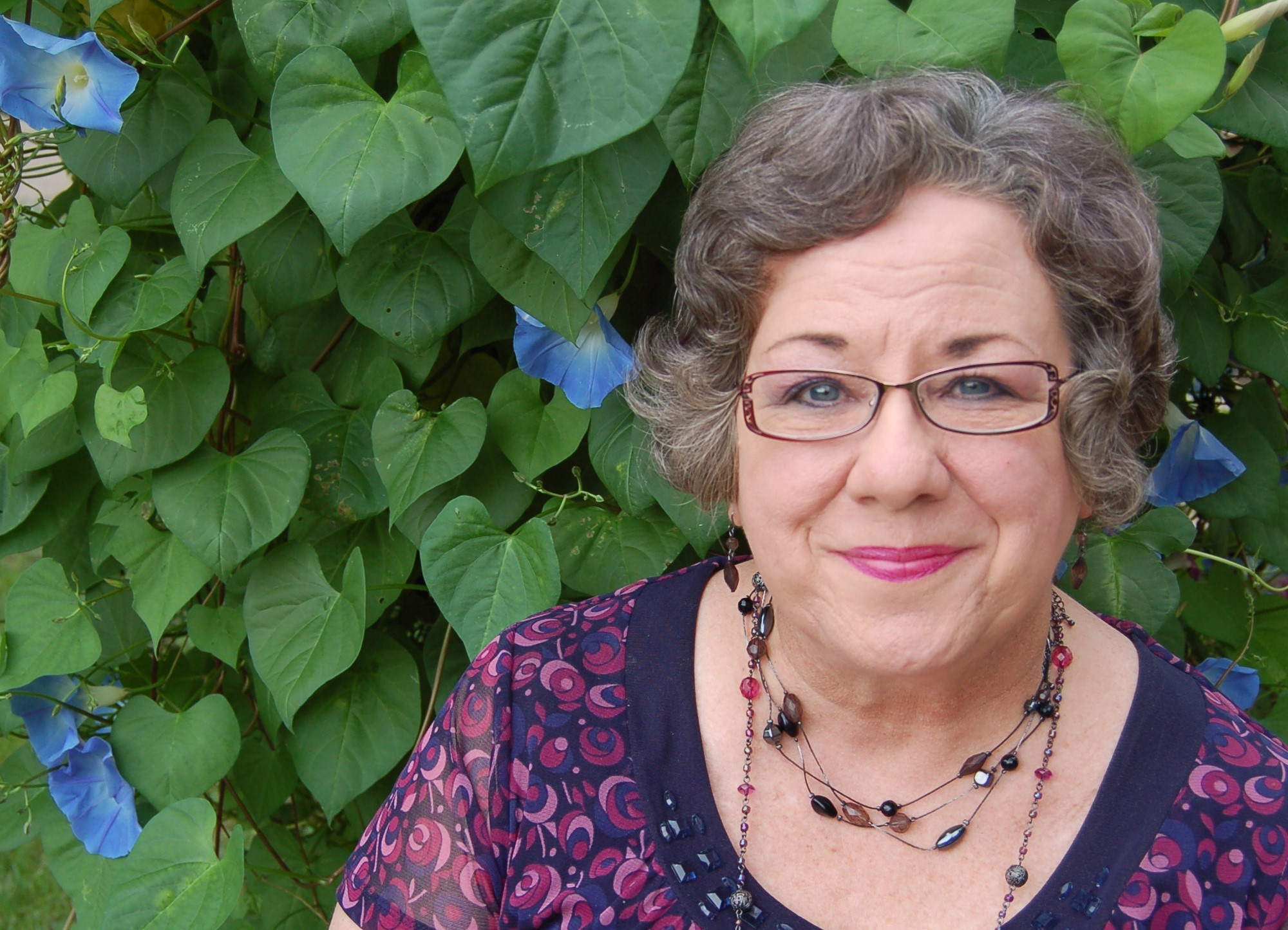 Photograph of Kathy Storrie taken by Aaron Blankenship 2010