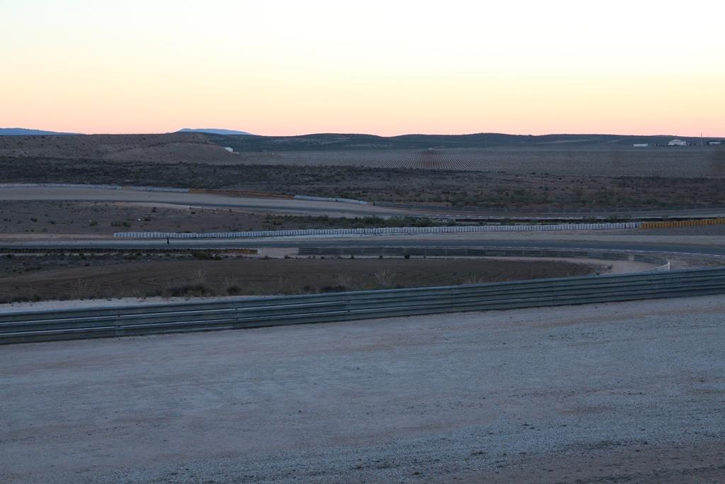 4km hardlopen bij zonsopgang om wakker te worden.