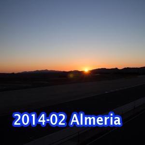 2014-02 Wintertraining Almeria