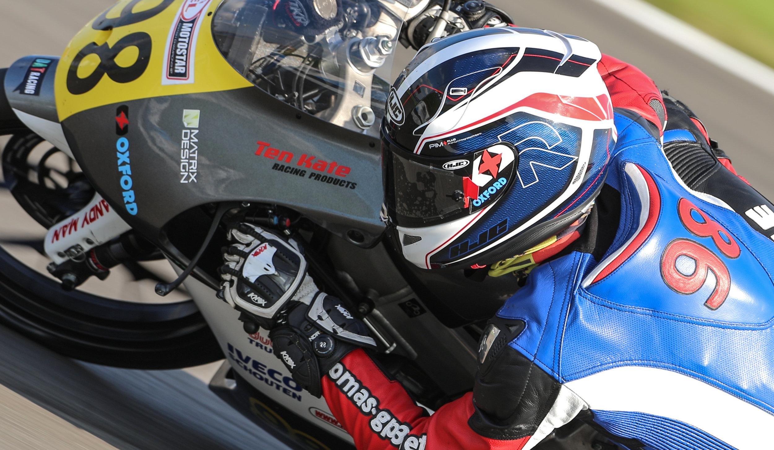 Close Up! Photo credit: Christopher Brown - Raceline Images