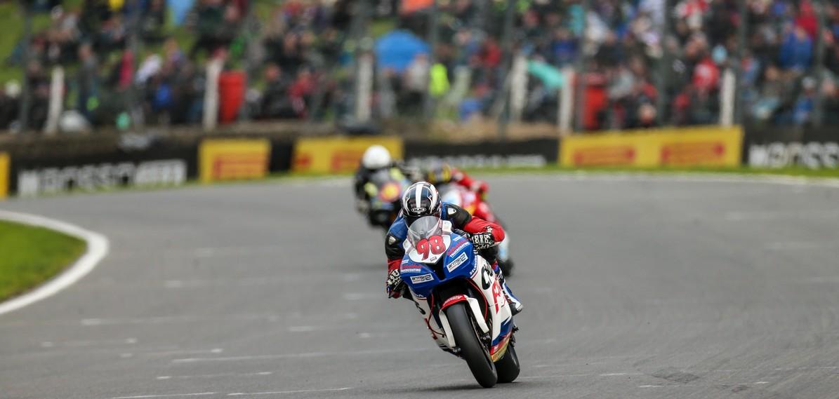 Vol gas richting Oulton Park! Photo credit: Raceline Images