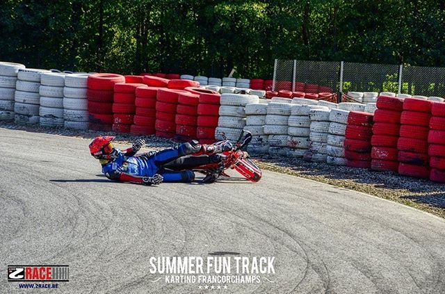 Sliding into raceweek like 🤔😅 Home race this weekend at TT-Circuit Assen #bsbassen