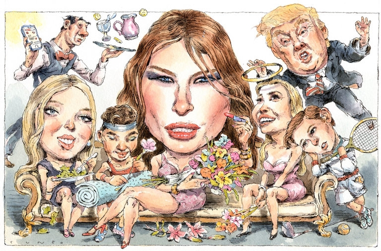 Image courtesy of John Cuneo via nytimes.com