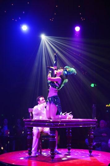 Photo courtesy of absinthelasvegas.com