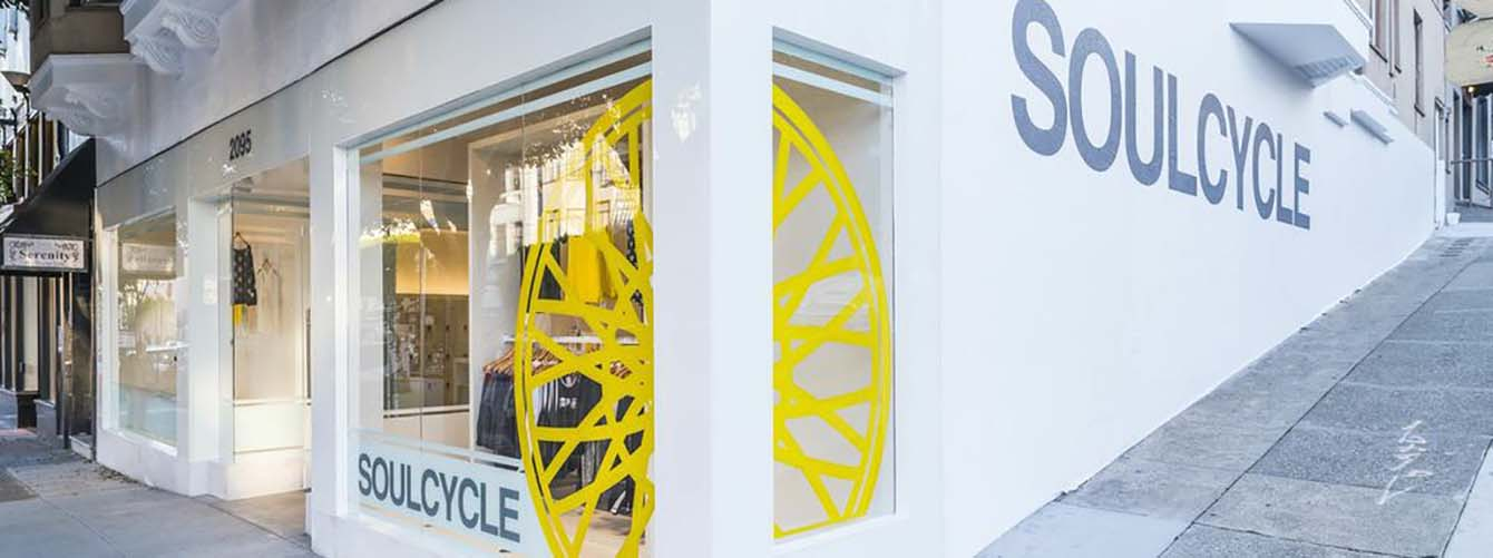 Photo courtesy of soul-cycle.com
