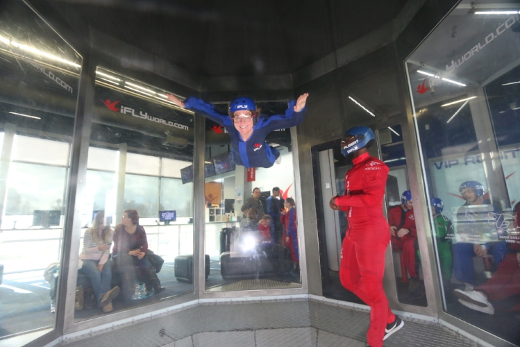 Photo courtesy of iflysfbay.com - Yes, that's me!