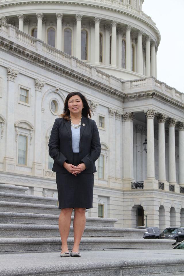 Photo courtesy of Congresswoman Grace Meng