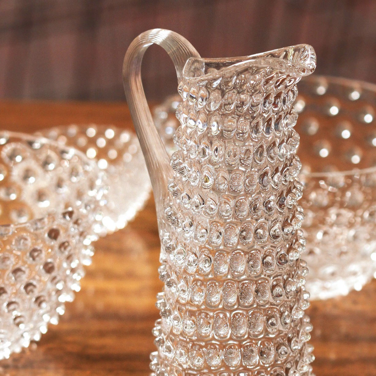 Cheoma Bubble Glass   Price Available Upon Request