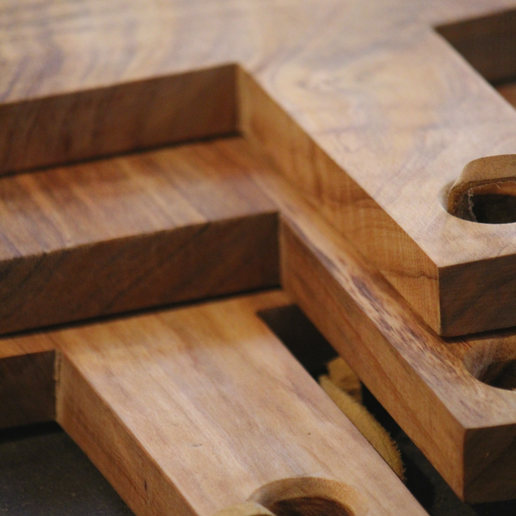 Olive Wood Cutting Boards   Price Available Upon Request