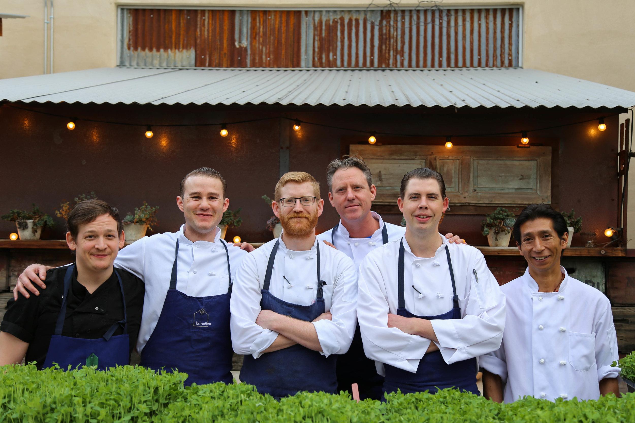 The A Team: Deron, CJ, Thomas,Ryan, Andrew, Abel.