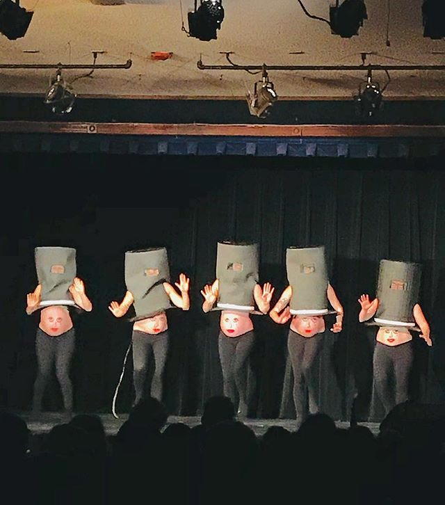 Is there a better Community Variety Show than the one on stage at the Philo Grange in Anderson Valley tonight and tomorrow, now in its 28th year? Well, we Deep Enders don't think so. What a hoot- get ready Boonville/Philo for your future citizens... great dancers all... 😂😂🥰🥰 #internationalwomensday 🙌🏻