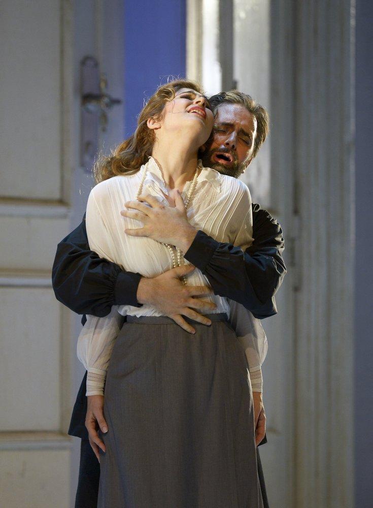 Eugene Onegin with Etienne Dupuis (Deutsche Oper Berlin 2015)