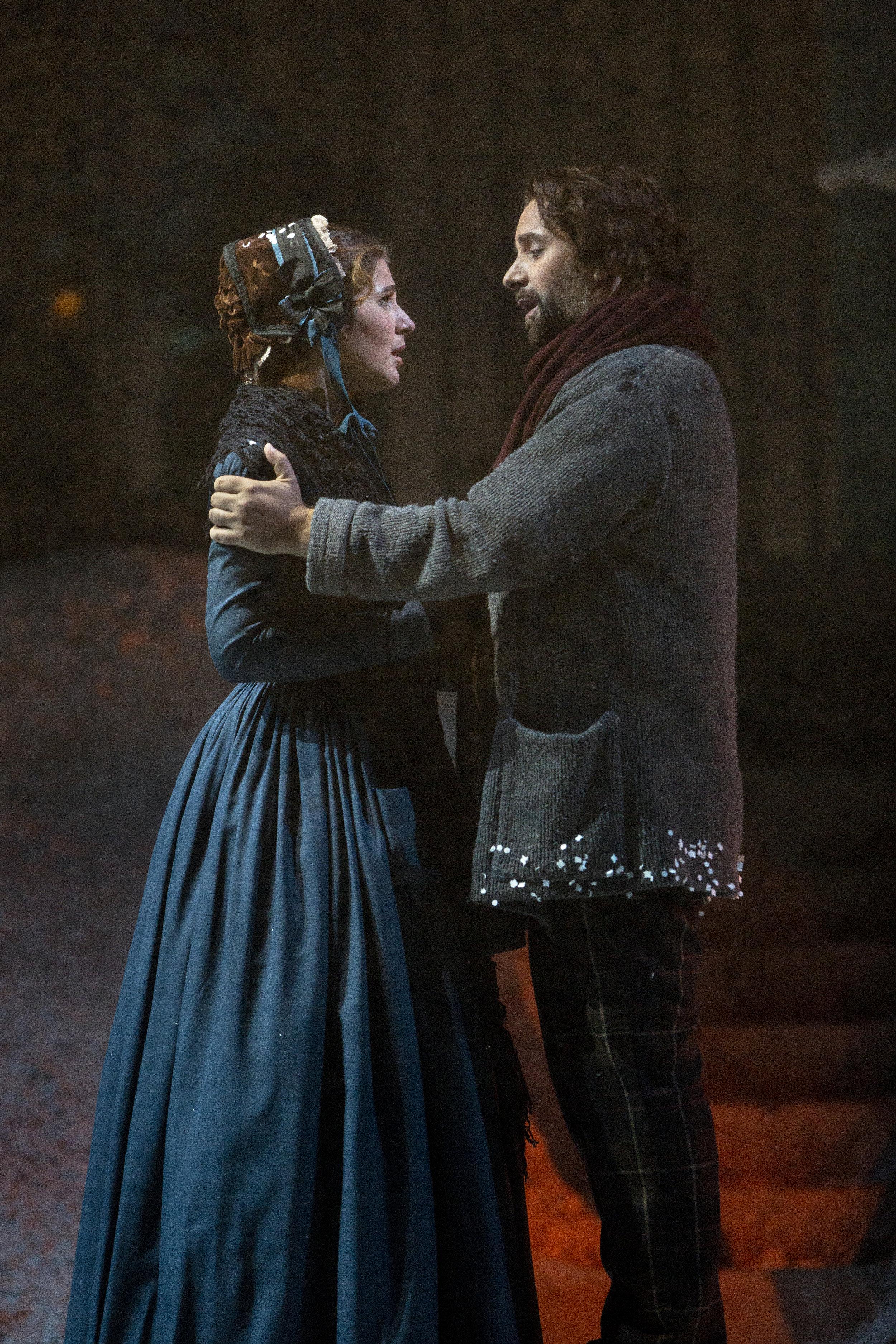 La bohème - Met 2018 (credit: Marty Sohl / Metropolitan Opera)