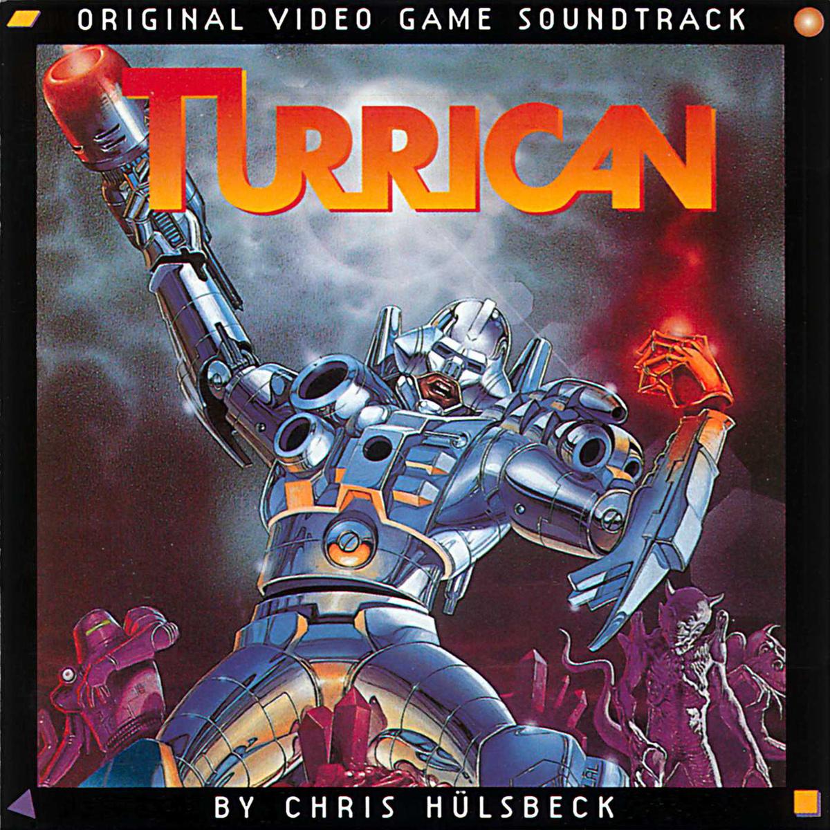 Turrican Soundtrack (1993 release)