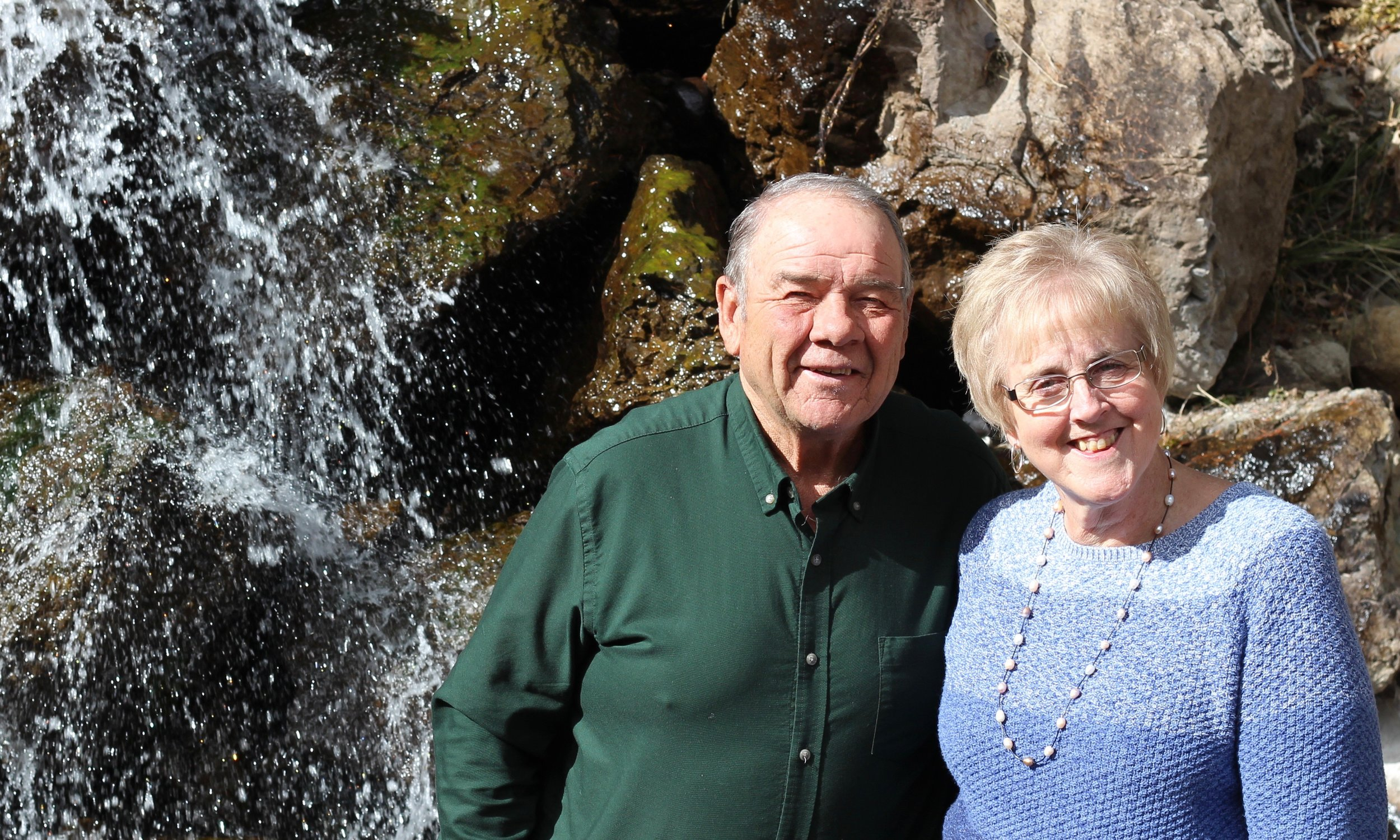 Ray & Patience Gifford -