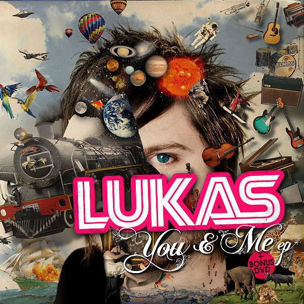 LUKAS  You & Me EP Cover