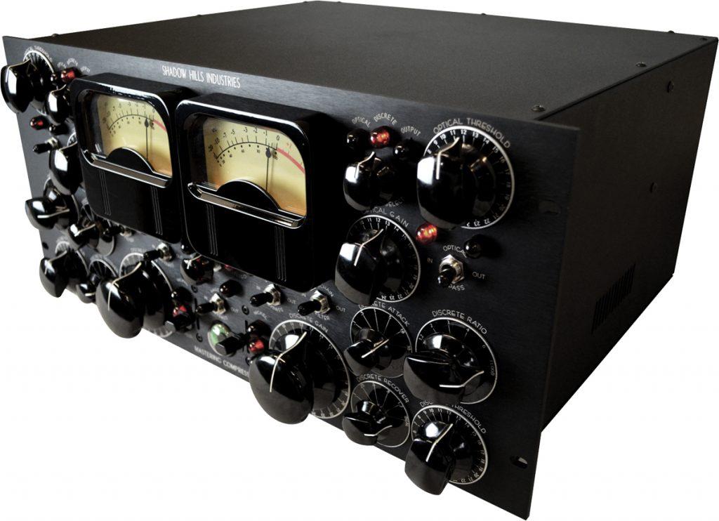 Shadow Hills Mastering Compressor/Limiter