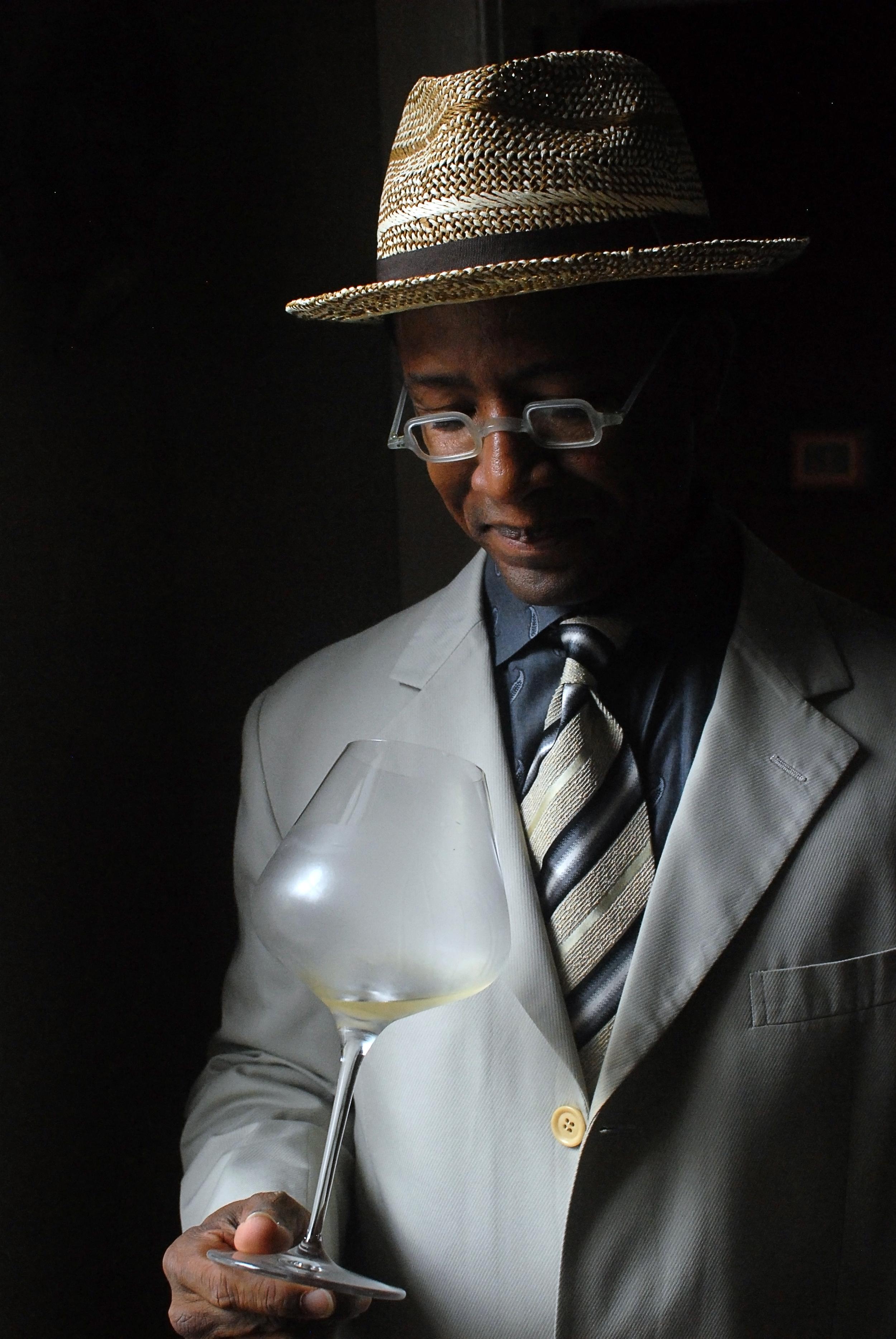 Lolis Eric Elie, New Orleans 2011.