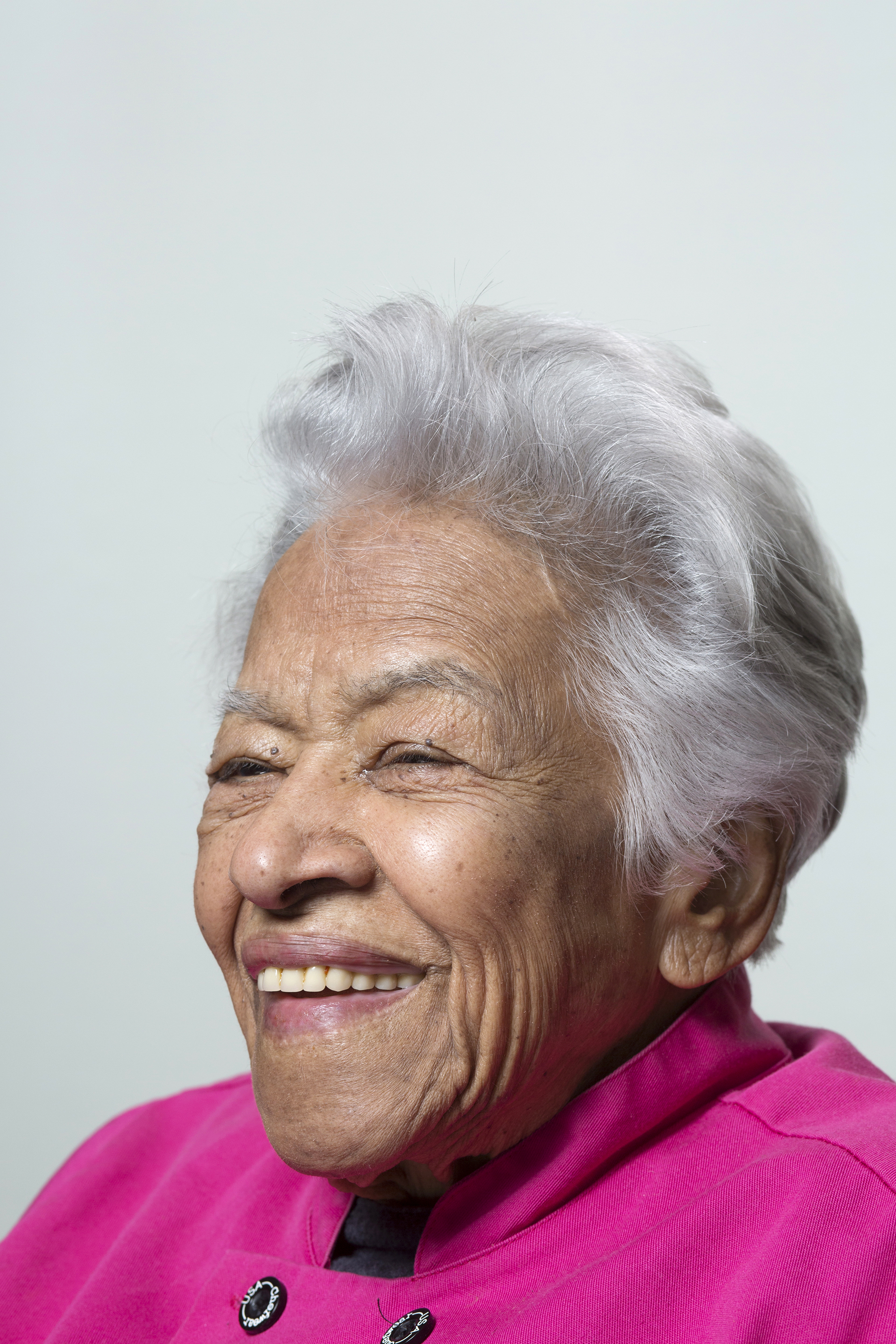 Chef Leah Chase, for the Louisiana Cultural Vistas.