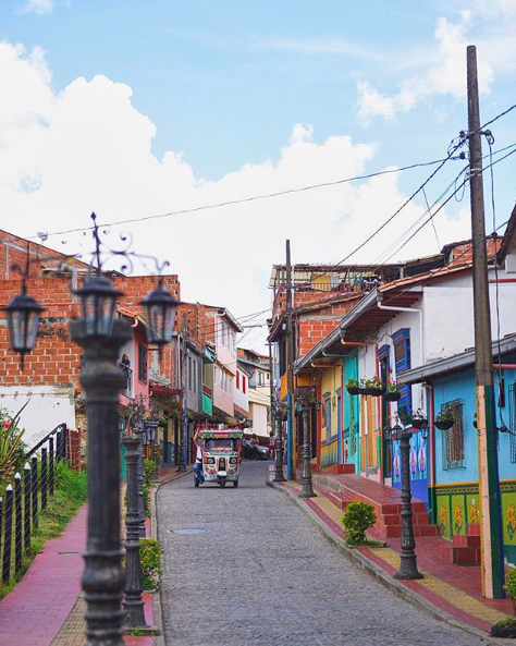 This place. The people here. So beautiful! So colorful and vibrant. This country just shines!  |  Colombia