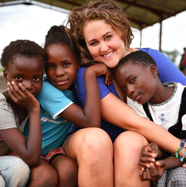 Loving people is always worth it.  |  Zambia