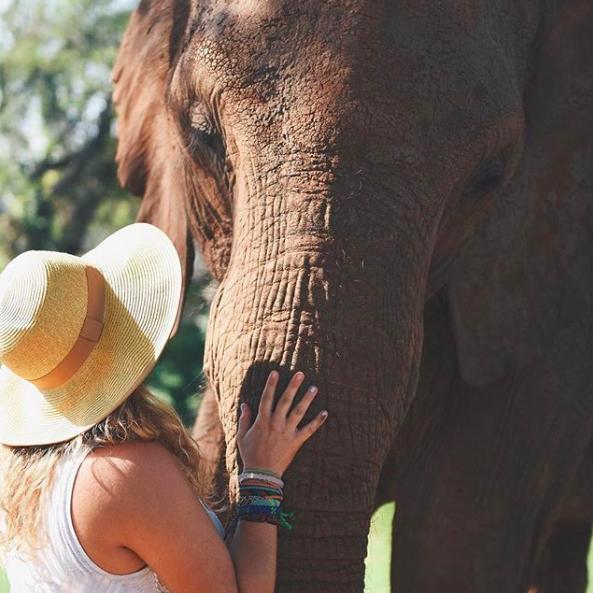 Making new friends   |   Zambia