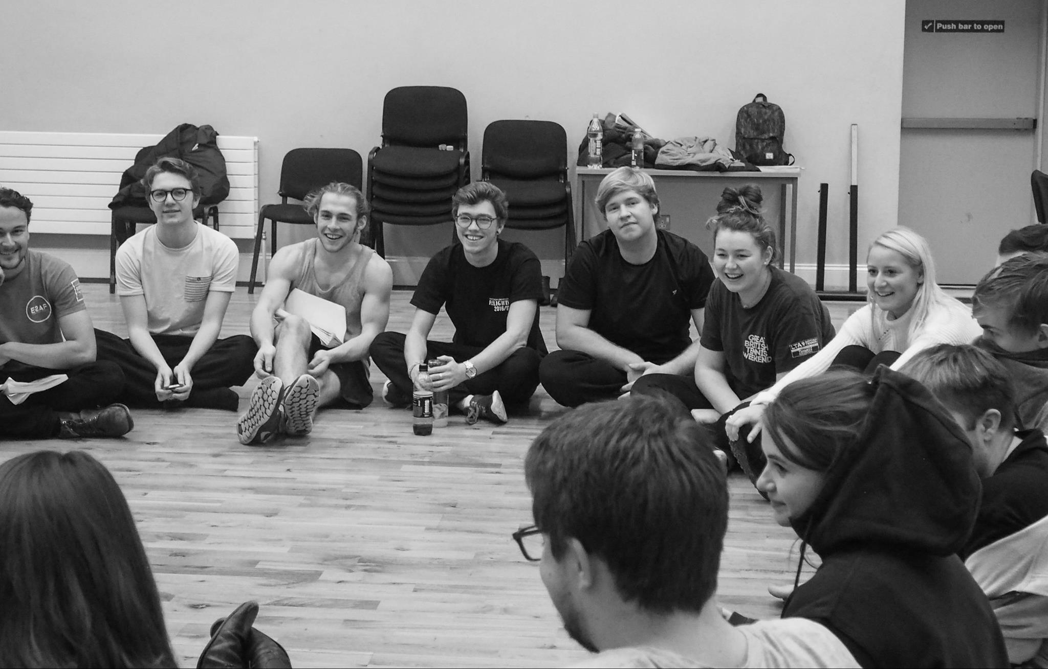 Check out our rehearsal shots!