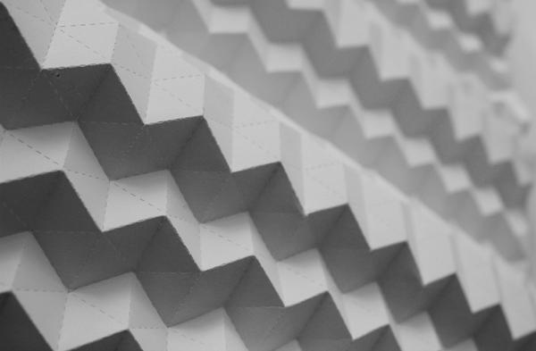 Origami art design protopaper 1