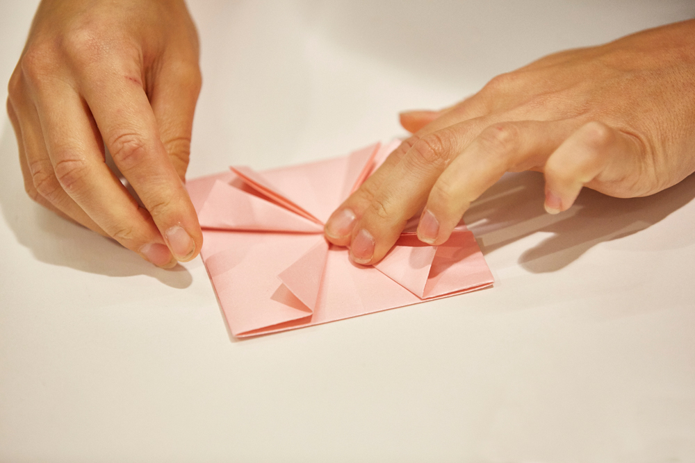 Origami workshops in London