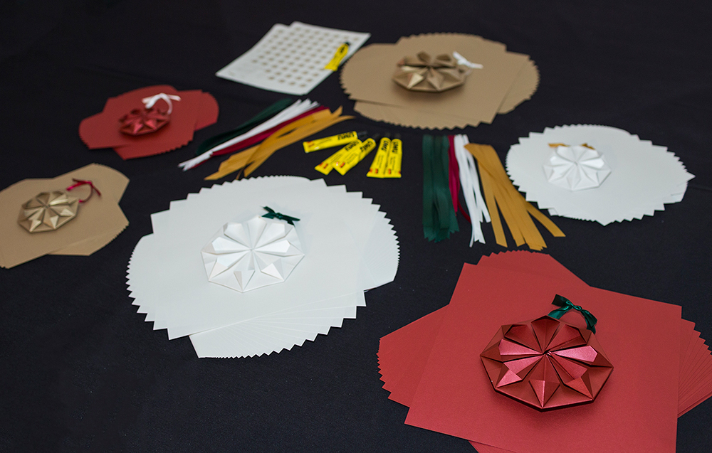 Origami Workshop San miguel
