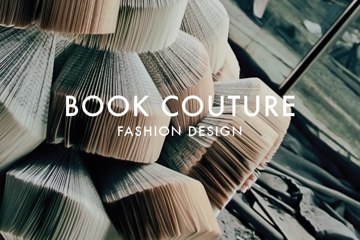 Book art Book Couture